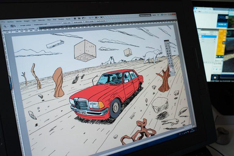 juan moreno ilustracion