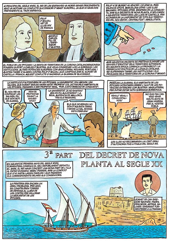 Juan Moreno comic